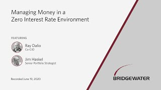 Managing Money in a Zero Interest Rate Environment