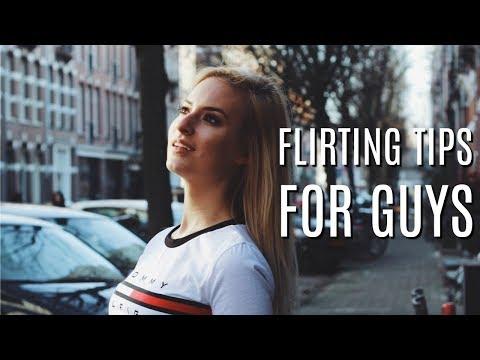 ❤️ FLIRTING TIPS FOR GUYS ❤️ | COCO Chanou