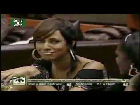 Big Brother Africa-Keri Hilson In The African Big Brother House 2009