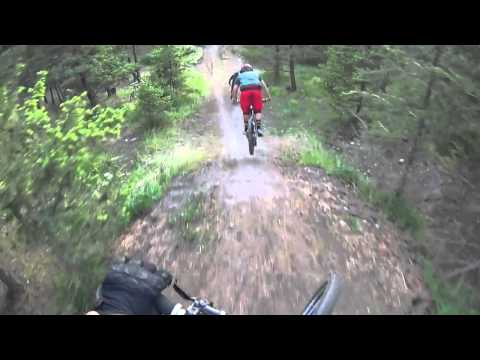 VIDEO   The most insane jump line ever seen! MTB Downhill