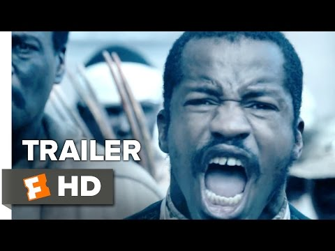 The Birth of a Nation Official Trailer #1 (2016) - Nate Parker Movie HD