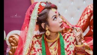 Timi Royako Pal||Subarna weds Sunaina||Nepali Traditional wedding