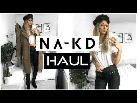 NA-KD WINTER TRY ON HAUL
