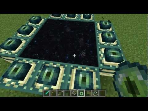 How to Make An Ender Portal