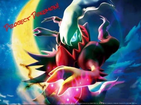 Project Pokemon tutorial! How to catch darkrai!