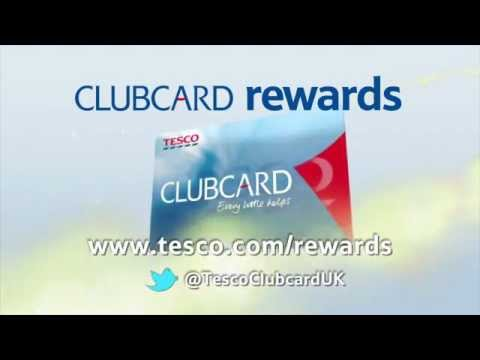Tesco Clubcard rewards guide Feb 2012