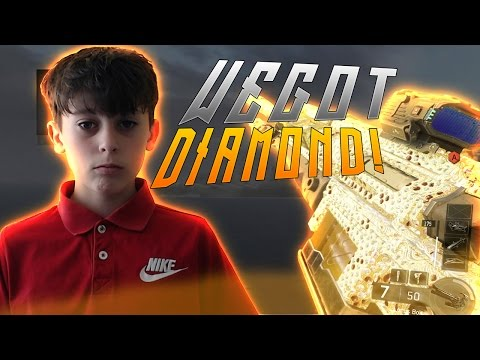 Kid Gets Diamond Camo In One Match! (B03 ROAD TO DIAMOND SNIPERS) The Finale #3
