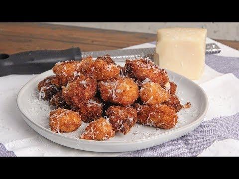 Ritzy Parmesan Chicken Bites   Episode 1220