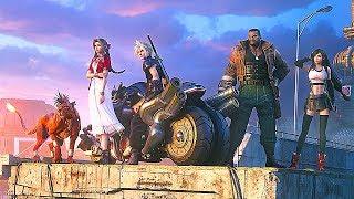 Final Fantasy VII REMAKE Opening Intro Movie (Final Fantasy 7)