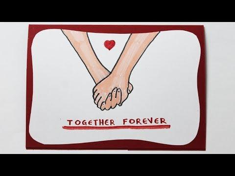 How to make greeting card for boyfriend - Handmade Cards for Boyfriend