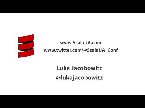 Reactive Programming in the Browser with Scala.js and Rx. Luka Jacobowitz. ScalaUA2017