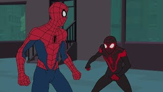 Marvels Spider man Season 1 Ep 12 Sneak Peak