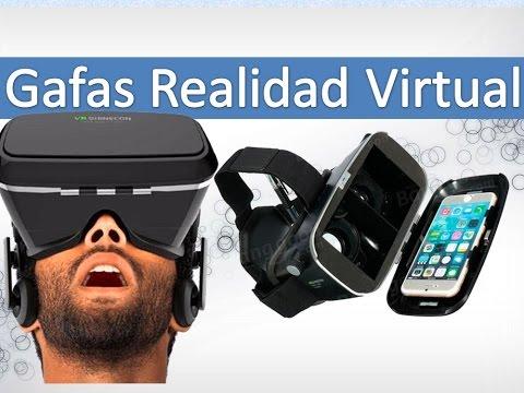 Gafas Realidad Virtual para iPhone 6 y 6 Plus Oculus