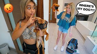 PRANKING MY BEST FRIEND FOR 24 HOURS!