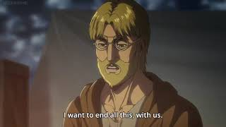 War Chief Zeke Appears (Beast Titan) - Attack On Titan Season 3 Episode 15 ENG SUB HD
