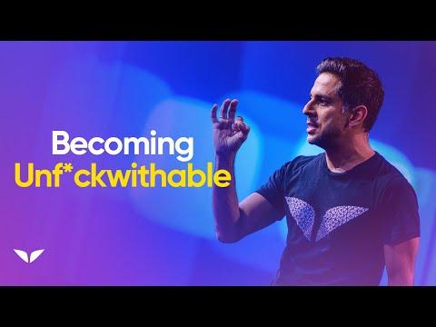 3 Ways To Be Unf*ckwithable   Vishen Lakhiani Mindvalley Academy