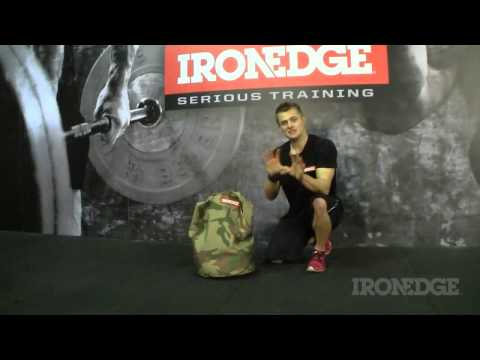 Iron Edge Power Bag