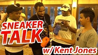"Sneaker Vlog w/ Kent Jones - ""Dont Mind"""