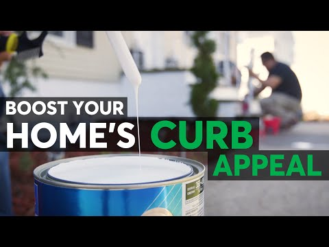 Paint Fixes to Add Curb Appeal   Consumer Reports