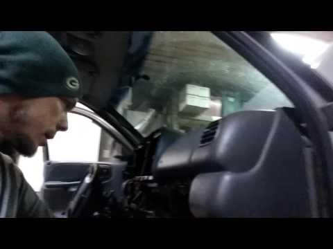 Dodge durango heater core