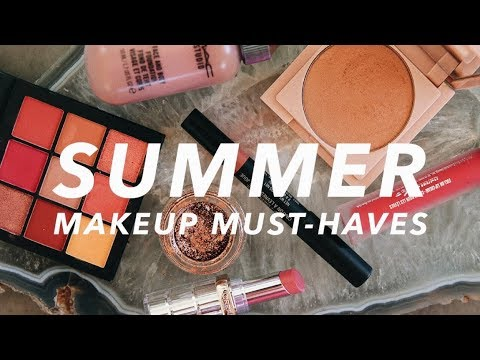 SUMMER-PERFECT MAKEUP PRODUCTS YOU NEED TO TRY   Mariah Leonard