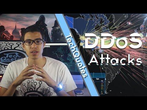 شرح هجمات حجب الخدمة -  DDOS Attacks Explained