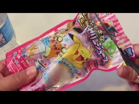 Pokemon Drink Candy Kit