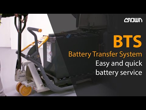 Battery Transfer System Crown BTS