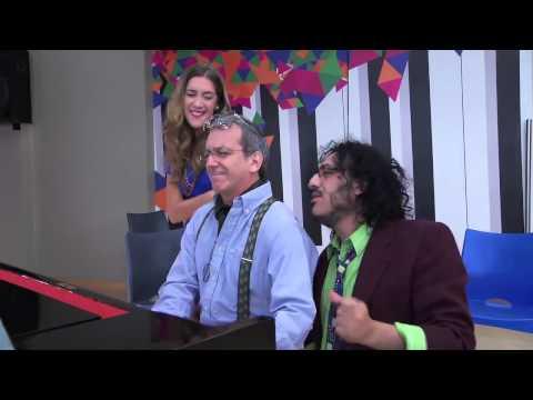 Violetta 2  I professori cantano  Terapia de grupo    Episodio 56 - [HQ]