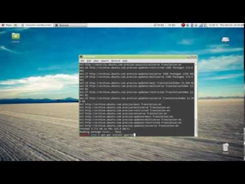 How to Login as Root | Installing Software (Packages) in Ubuntu/Linux Mint/Debian