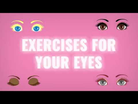 3 Exercises for Your Eyes | SHAPE