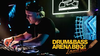 A.M.C & Phantom - Drum&BassArena BBQ London 2019
