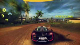 #2 Let's Play: Asphalt 8: Airborne With DS Survolt, Fast and Furious!