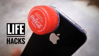 6 Life Hacks for Bottle Caps YOU SHOULD KNOW