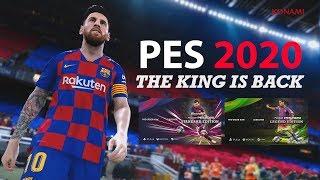 PES+2020+E3+TRAILER Videos - 9tube tv