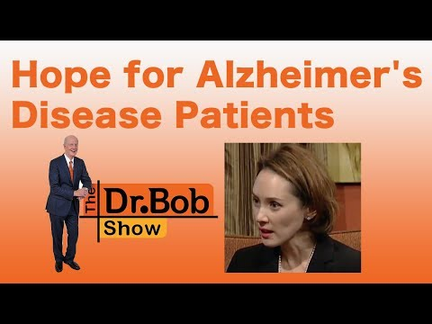 Hope for Alzheimer's Disease Patients