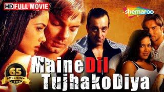 Maine Dil Tujhko Diya (HD & Eng Subs) - Hindi Full Movie - Sohail Khan, Sanjay Dutt, Sameera Reddy