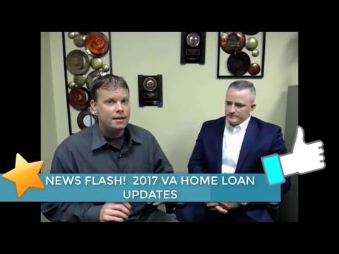 VA Home Loans 2017