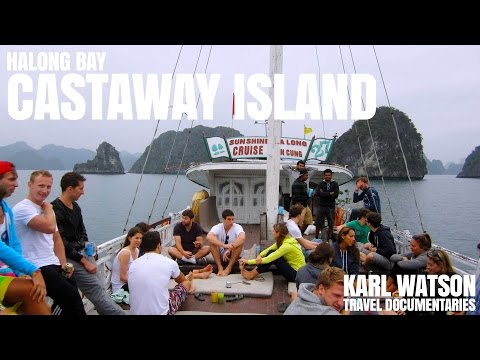 Halong Bay Castaway Island Tour, Vietnam