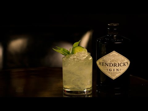 Sponsored: Gin Basil Smash Cocktail - Created by Joerg Meyer