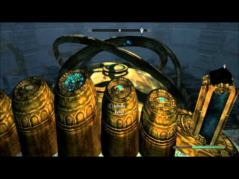 Elder Scrolls 5:Skyrim How to Solve the Lexicon Puzzle