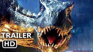 JURASSIC WORLD 2 Official Trailer # 3 TEASER (NEW 2018) Chris Pratt Movie HD
