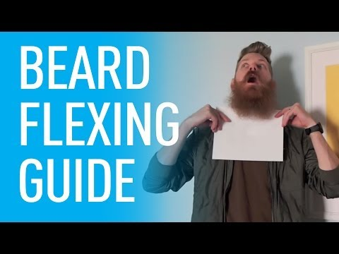 Beard Flexing & How To Make Your Beard Look Thicker | Eric Bandholz