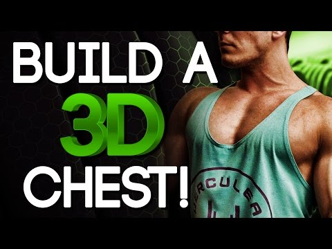 BUILD A 3D CHEST! FULL PROGRAM GUIDE WITH BODYBUILDING.COM!