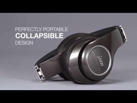 JAM Transit City Headphones