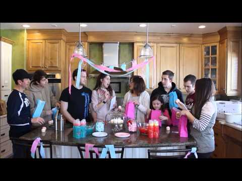 Gender Reveal & SURPRISE! We're having TWINS!