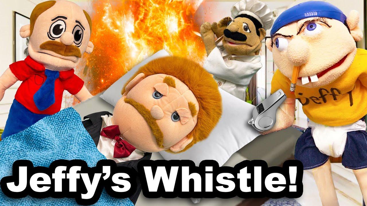 SML Movie: Jeffy's Whistle!