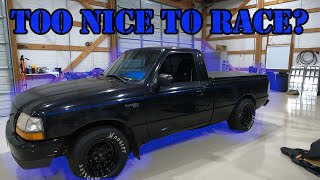 Preparing a Customized Ford Ranger for Circle Track Racing (Freedom Factory)