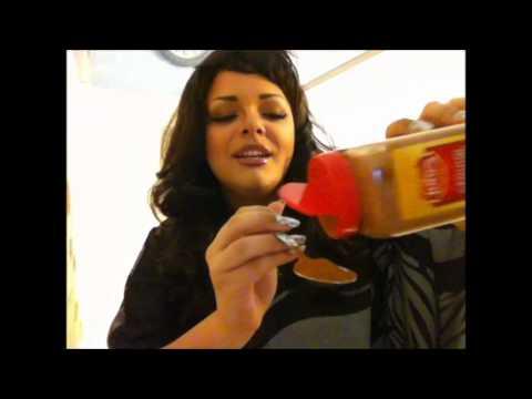 A Tragic Drag Queen Cinnamon Challenge