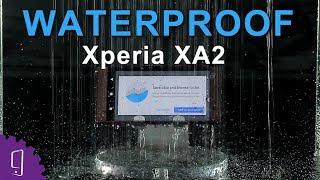 Sony Xperia XA2 Waterproof Test